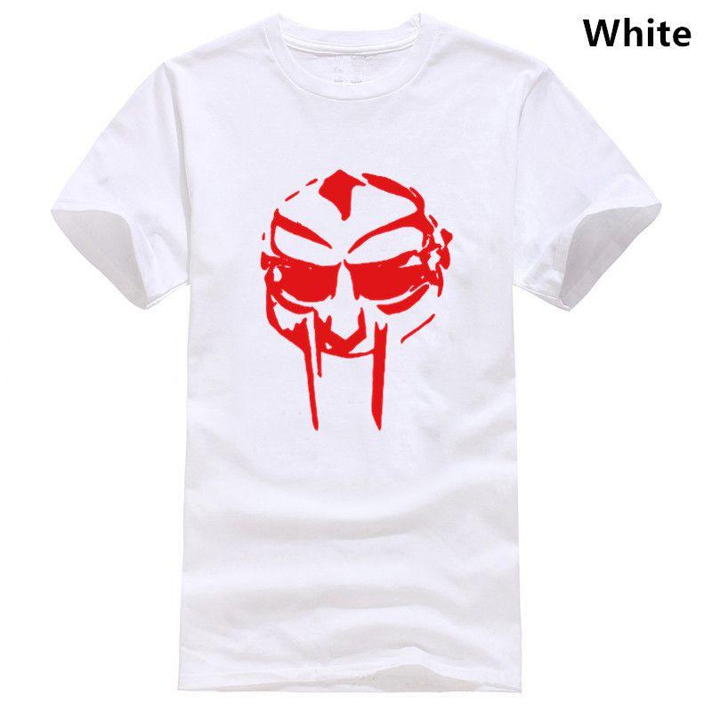 Máscara MF Doom Mens t-shirt