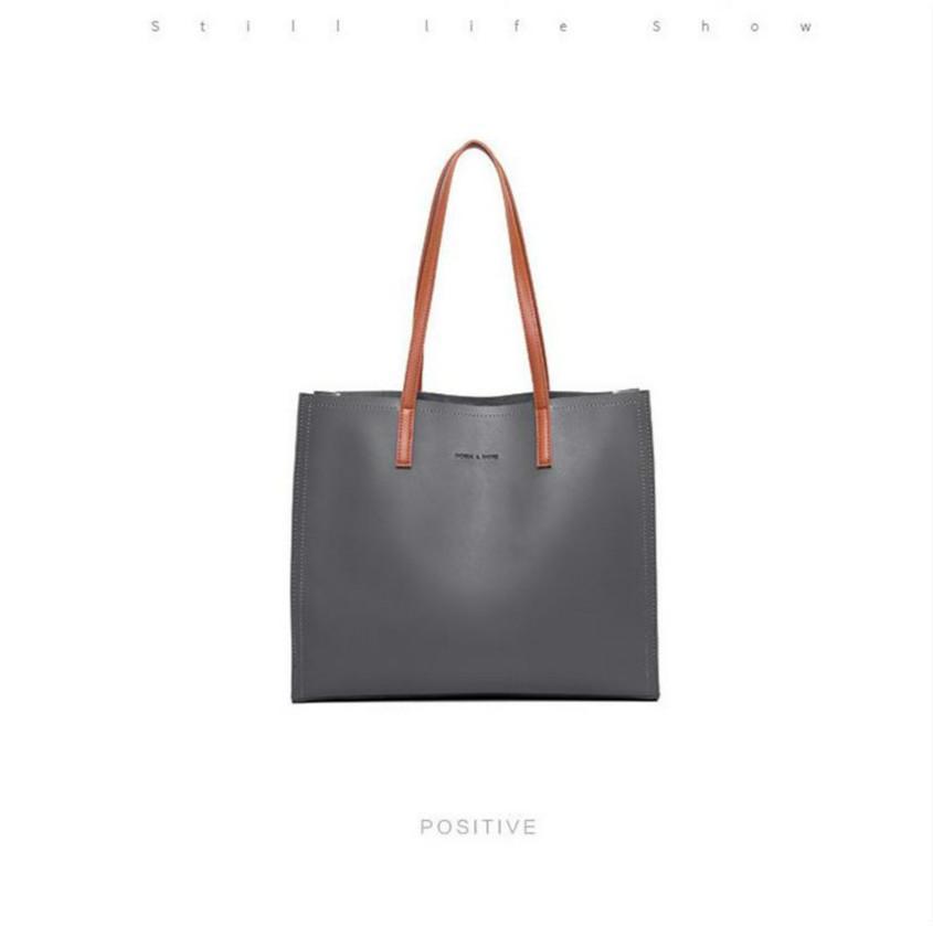 çanta kadın çanta omuz çantaları 2020 yaz yeni basit kova çanta Moda zinciri taşınabilir messenger çanta en çok satan güzel stilleri