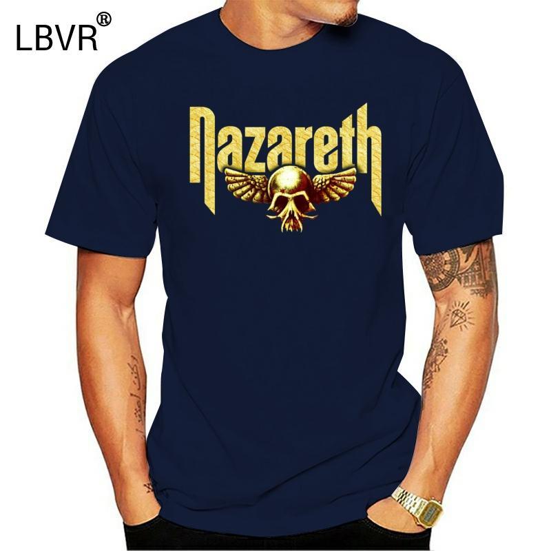 Yeni Nazareth Veda Turu Tişörtlü Erkekler Siyah Boyut S için 4XL