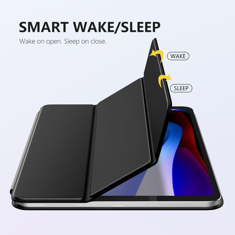 2020 per Apple iPad Air 2 3 4 in pelle Smart Cover sottile dell'unità di elaborazione di sonno Magentic iPad 10.2 Pro 11 12,9 10,5 Mini Caso 5