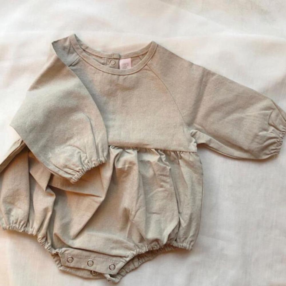 ropa para bebés de otoño para las niñas, ropa de Corea Japón guardapolvos 2019, ropa de bebé nuevos ocasionales de los niños, niños y niñas