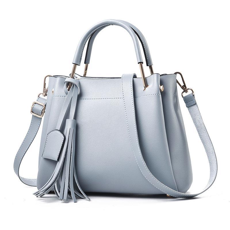 Bolsa Sacs Designer Sac à main Femmes Épaule Épaule Luxe 2020 Feminina Messenger Big Embrayage Cuir Sac gris Vintage Sac Summer Kfukk