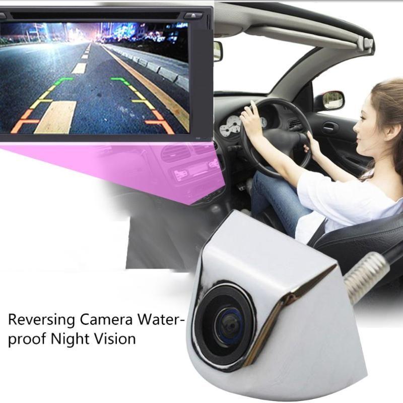 Rückansicht Rückfahrkamera 170 Grad Nachtsicht-Kamera-Metallwasserdichte Auto
