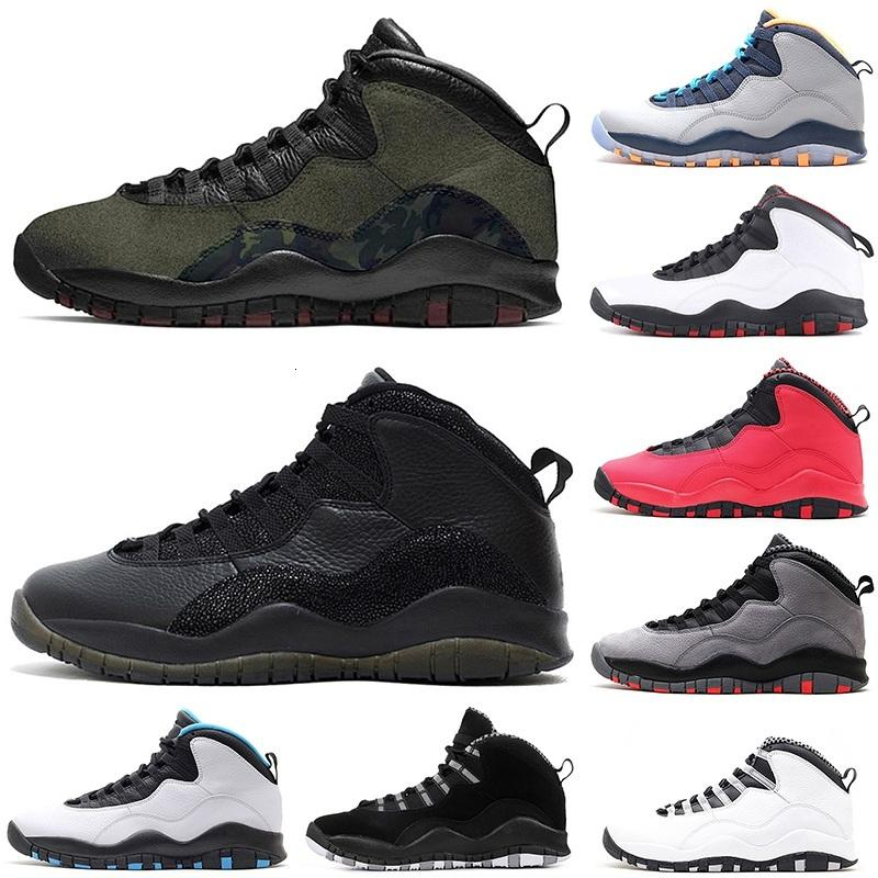 2020 da basket scarpe da 10 10s Cemento Stealth bianco nero grigio Westbrook Classe del 2006 Im indietro UOMO sport Athletic scarpe da ginnastica 7-12