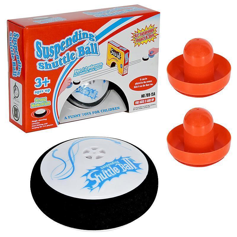 Suspending Electric Shuttle Ball Funny Mini Hockey Game Pretend Play Classic Toys Popular Family Board Outdoor Game Gift