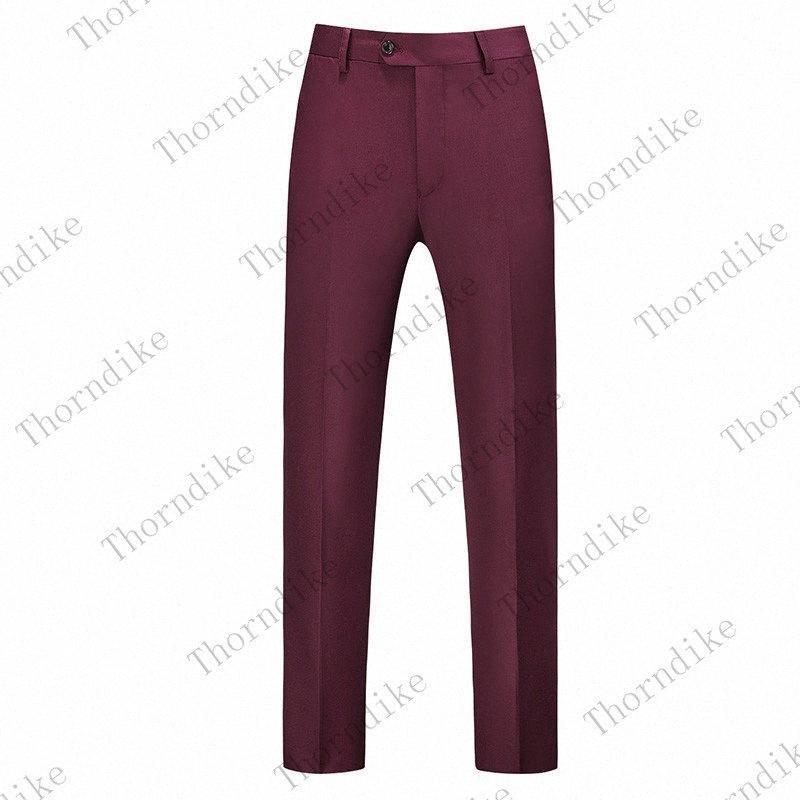 2020 2020 Yeni Moda Erkek Takım Elbise Pantolon Boyut Sıcak Pantolon Biçimsel Esneklik Kış İş 26 40 Düz Pantolon Ayıklaması 8dnG #