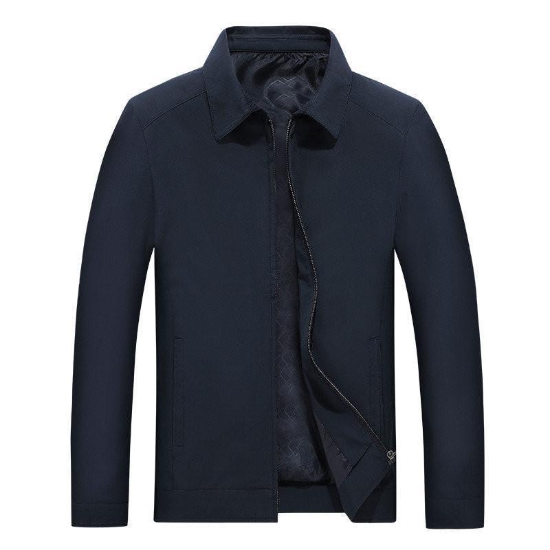 mens donne giacche 100% cotone a maniche lunghe zip ujdhgssd casuale sottile formato asiatico normale colore naturale uiujd pleafghfgeck