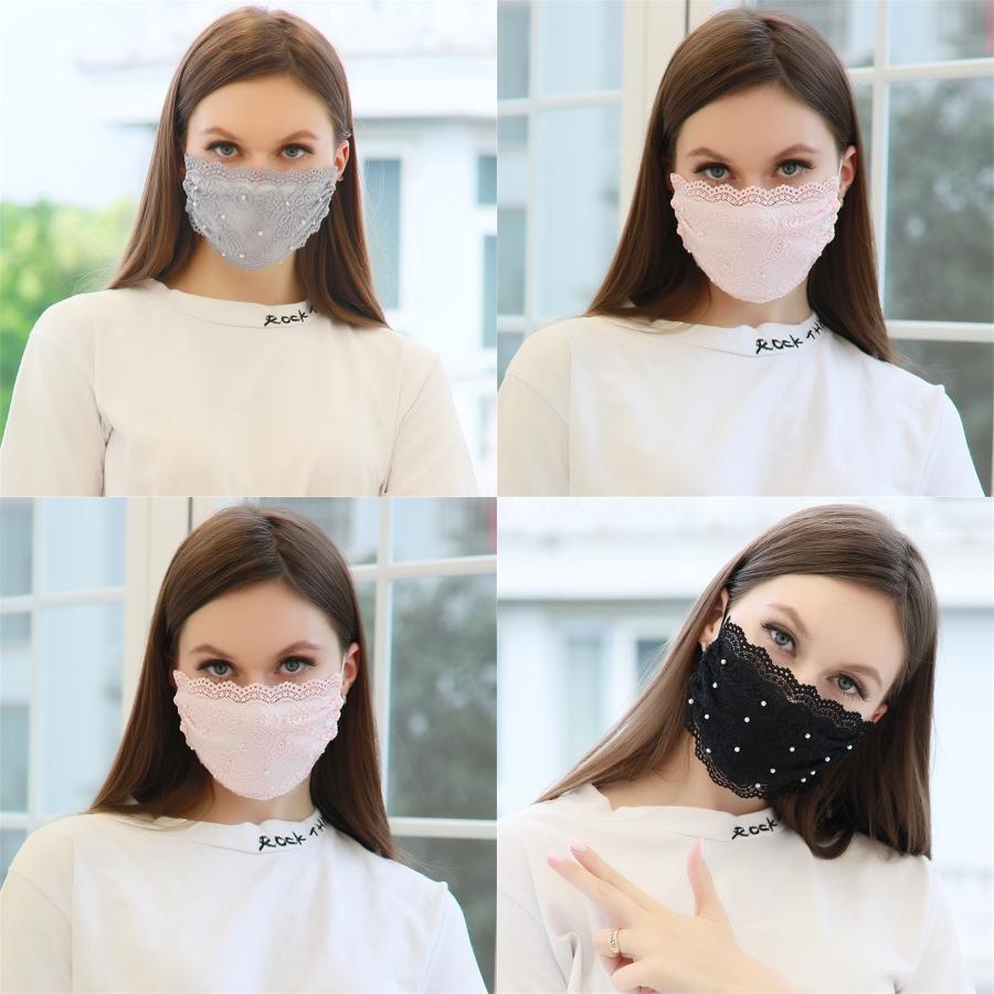 Frauen Art und Weise Desinger Berühmte Polyester-Gesichtsmaske Letters Mundmasken Outdoor Radfahren Breathmund Mufflewashable Masken 322 # Drucken