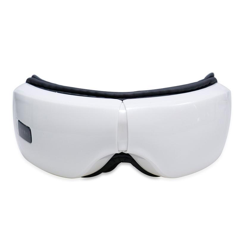 بلوتوث اللاسلكية العين مدلك الاهتزاز 45degree الأشعة تحت الحمراء التدفئة العلاج ضغط الهواء الموسيقى العين SPA حماية البصر العناية بالعيون
