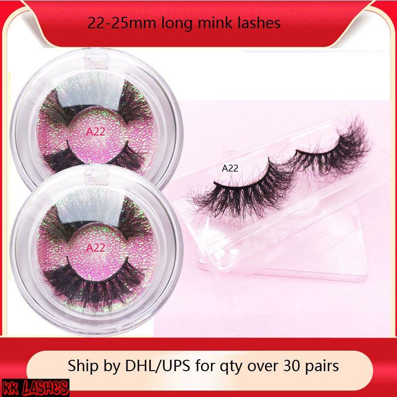 25MM 3D Mink cílios maquiagem Mink cílios falsos fornecedores 100% Tools Crueldade livre Handmade 3D Eye Lashes beleza Extensão