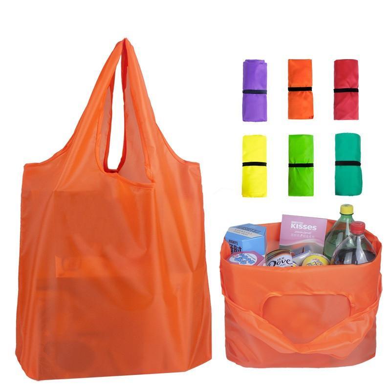 padrão Folding saco de compras Home Storage Organização Bag Recycle Armazenamento Bolsas Floral Recycle Saco de Compras 300pcs 300pcs T1I2460