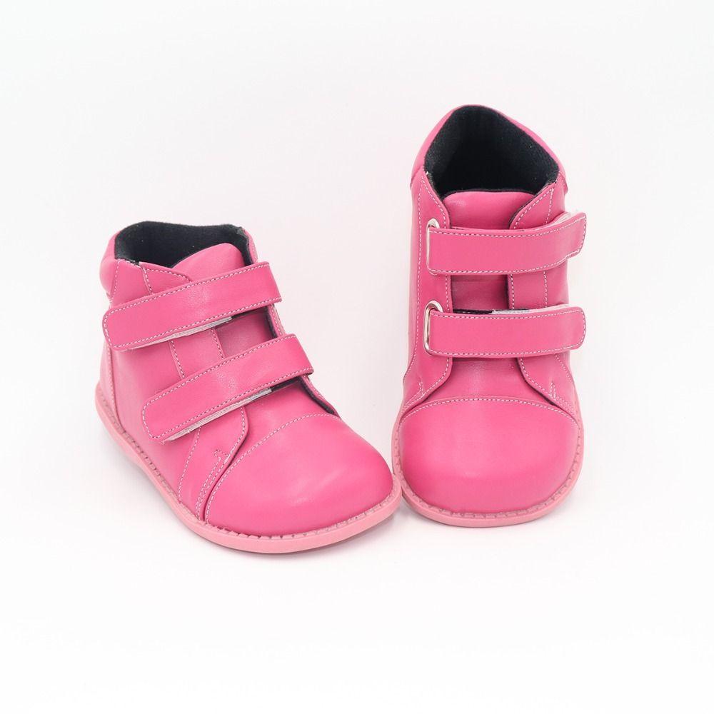 Tipsietoes 2020 새로운 겨울 어린이 신발 가죽 마틴 중순 송아지 아이 눈 소녀 소년 고무 부츠 패션 스니커즈 LJ200903