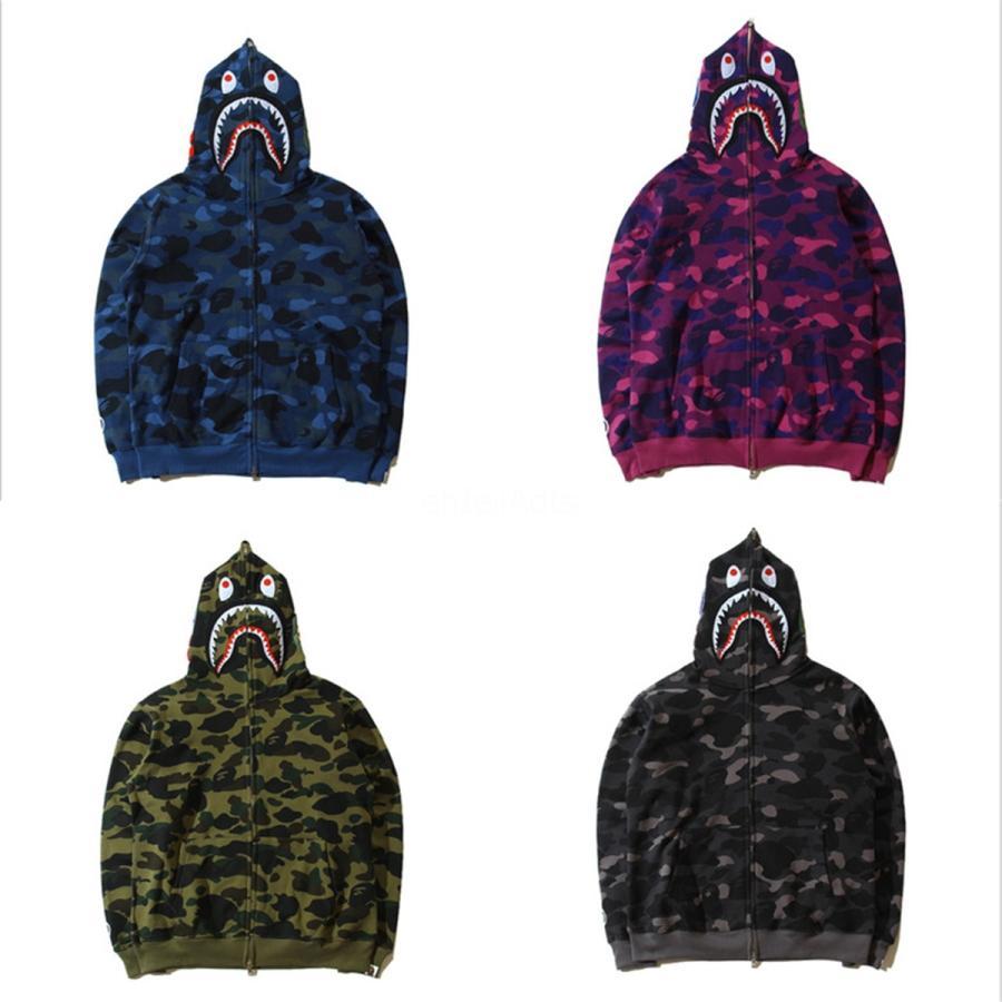 Homme Одежда Мода Обычная длина Повседневная одежда Mens конструктора пуловер ватки с капюшоном Hoddies с длинным рукавом сплошной цвет # 617