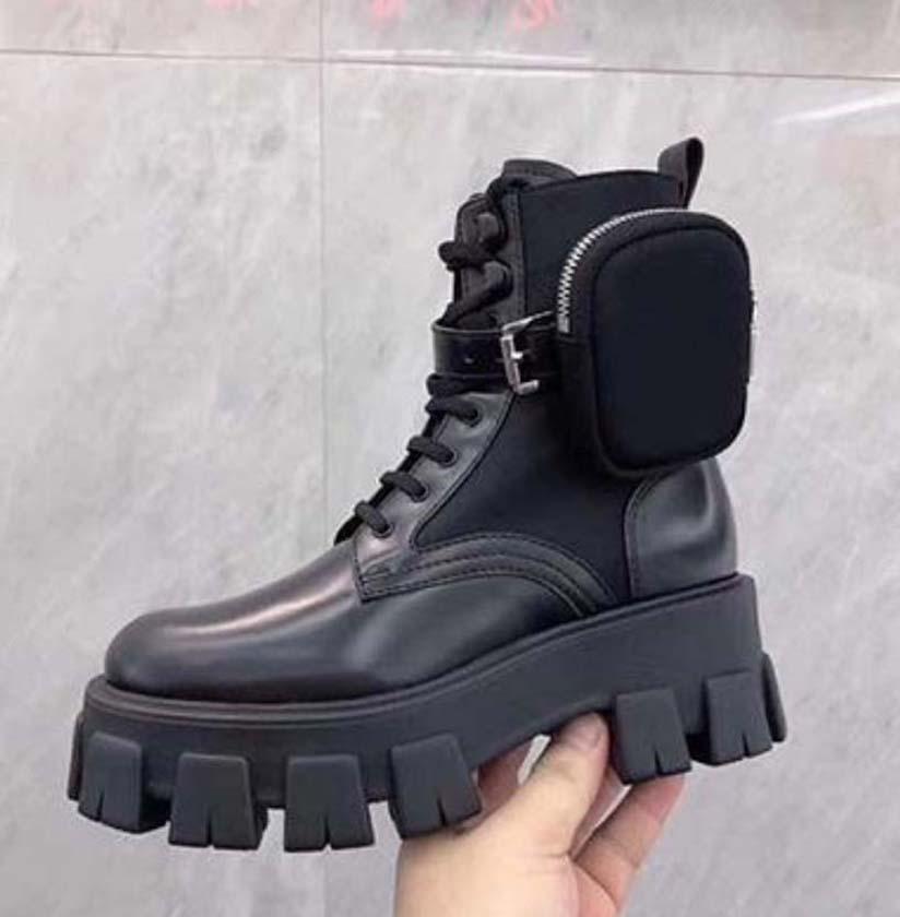 alta qualidade Classics Exquisite de couro das mulheres dos saltos botas de cano alto e genuína ao ar livre botas de moda Martin botas de cowboy GD999 PP9
