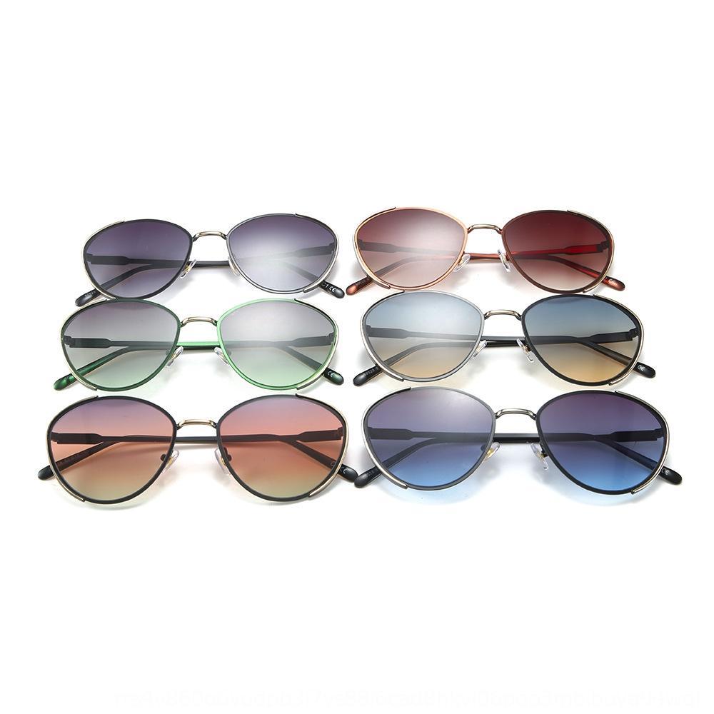 MMSSh 5528 kişiselleştirilmiş kadın güneş 2020 yeni kedi gözü INS Sunglasses sunglassesglasses sunglassesstreet atış moda güneş gözlüğü