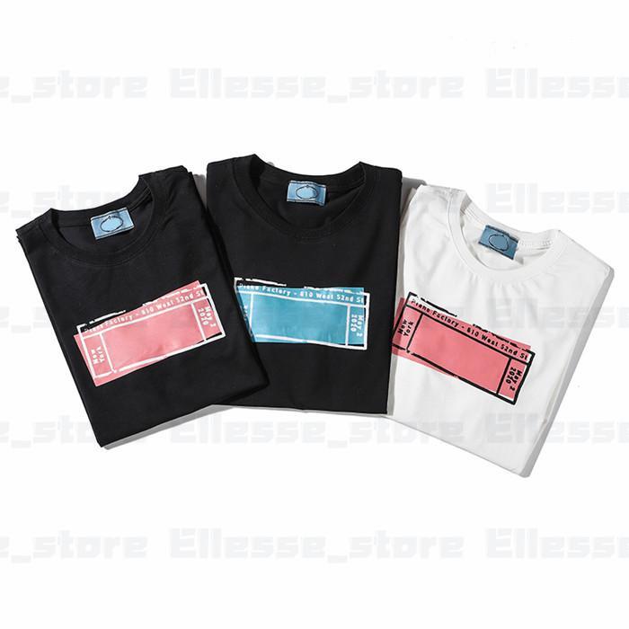 20ss Damen Herren Designer-T-Shirts Brief Rahmen gedruckte Art und Weise Frauen-T-Shirt Top-Qualität Baumwollbeiläufiges Tees Short Sleeve Luxe-T-Shirts