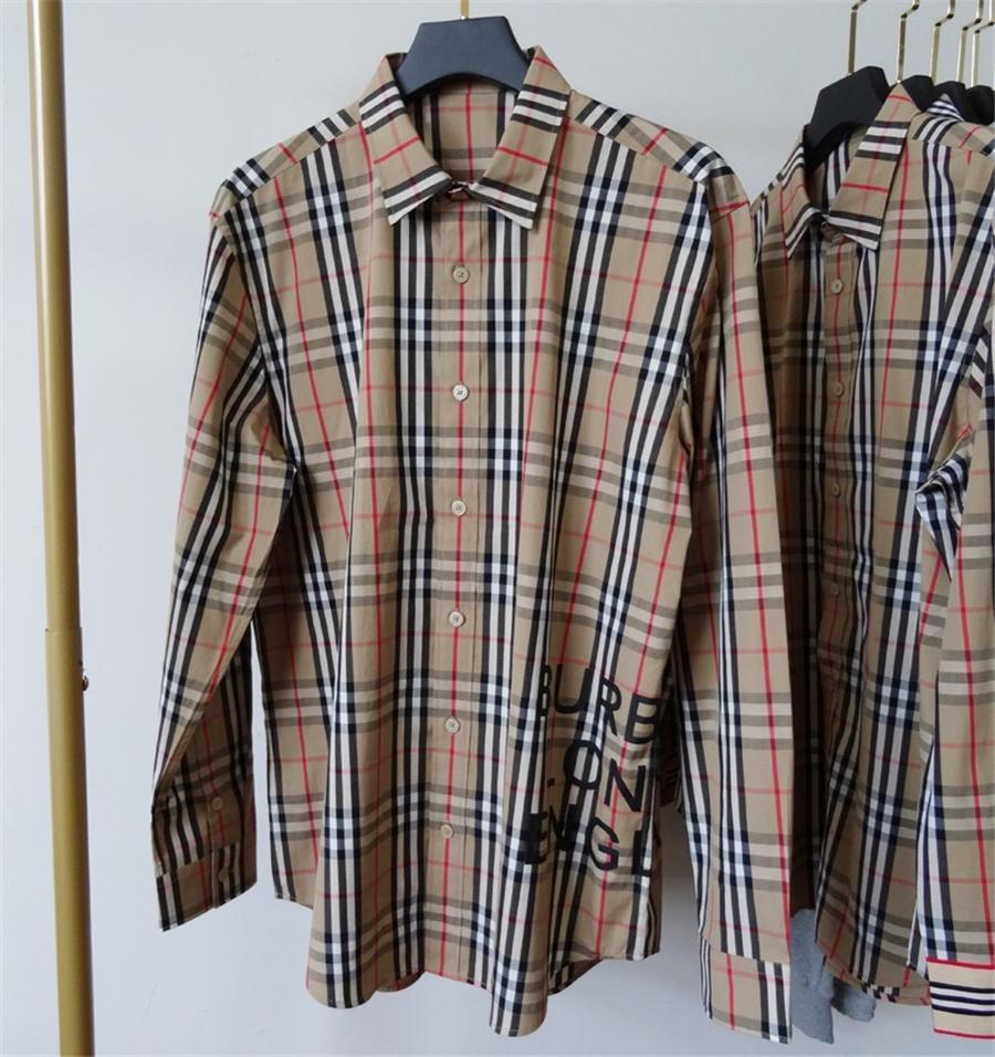 Sonbaharda 2020 Yeni Yüksek Kalite Bayan Giyim Gömlek Ve Winter20201006 # 02Yunhui10Dunhang06Y4 # QA387