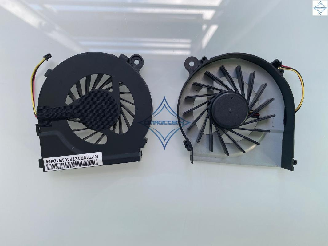 Ventilatori Coolings originale per CQ42 G4 G6 G4-1000 G6-1000 G7-1000 CQ56 G42 CQ62 G62 646578-001 DFS531105MC0T DFS531105MC0T DFS531105MC0T Fan di raffreddamento della CPU del laptop 3pin
