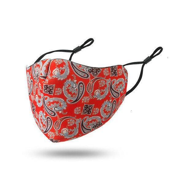 Visage Aqua Designer Mascherine Masques réutilisables drôle Nez haute couture lavable Tissu Noir Rouge Starry Sky adulte Masque Xhlove Slsij