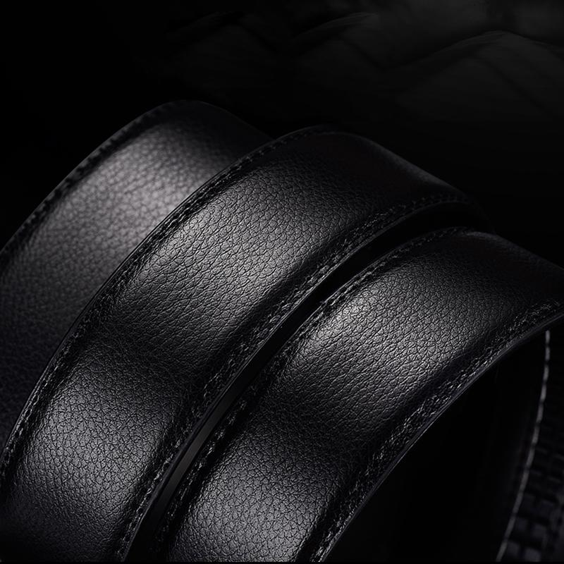 140 150 Cintos Designer cm Luxo Homens de alta qualidade couro genuíno masculino Belt Correia de cintura cintos negros Negócios Ceinture01