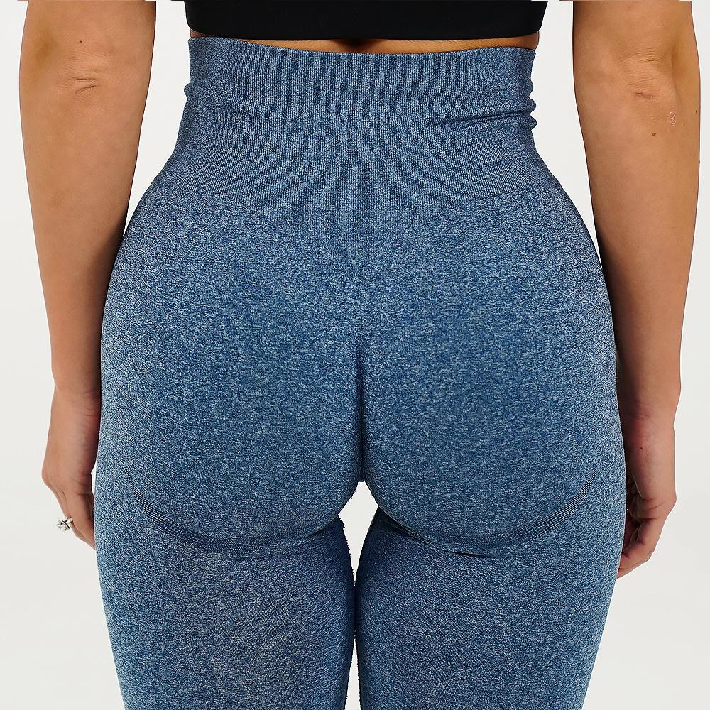 تجريب طماق سلس محبوك امتصاص الرطوبة مثير السراويل اليوغا رياضة الجري لياقة بدنية مثير الملابس طماق اليوغا الصالة الرياضية النساء الجوارب