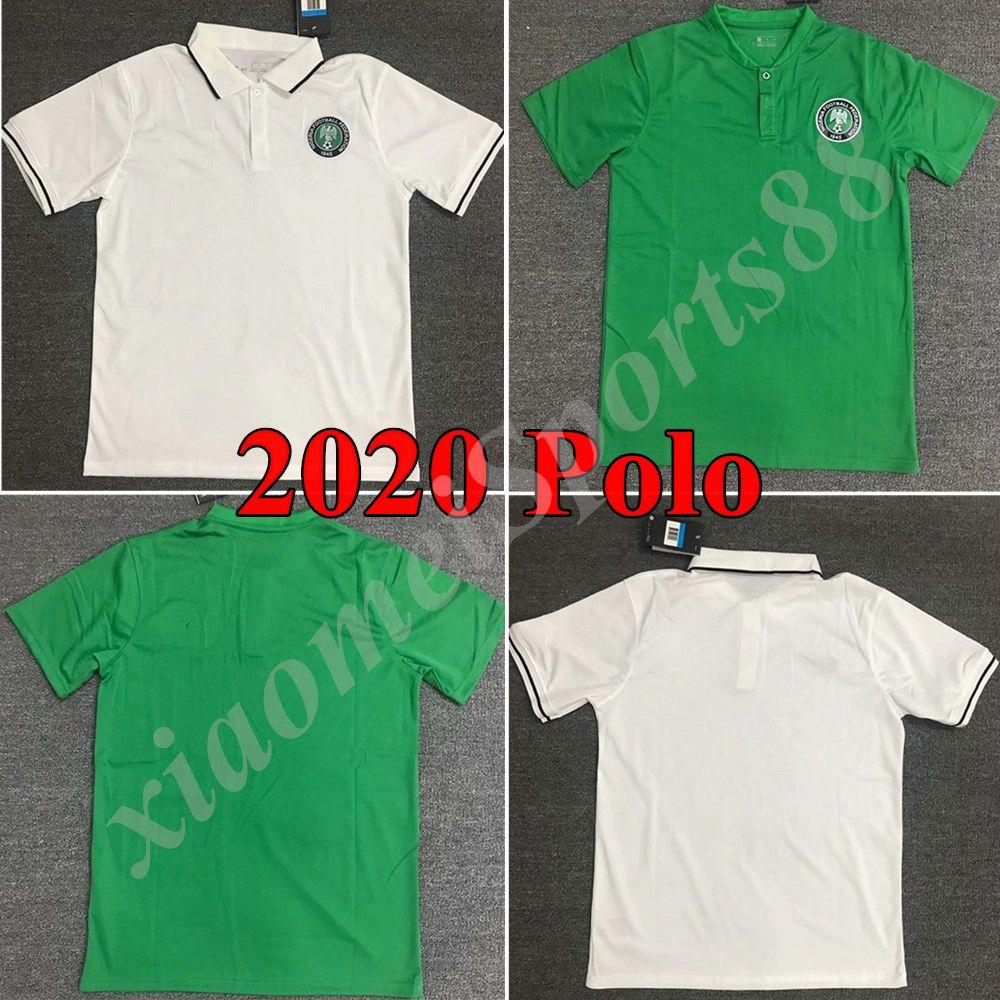2020 2021 الصفحة الرئيسية لكرة القدم بعيدا جيرسي 20 21 NDIDI أوكيشوكو اوكوشا AHMED MUSA ميكيل IHEANACHO كرة القدم قميص كرة القدم للرجال لعبة البولو عدة الكبار موحدة
