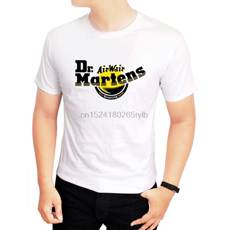 Dr-Martens-Logo Abbigliamento Uomo T-shirt