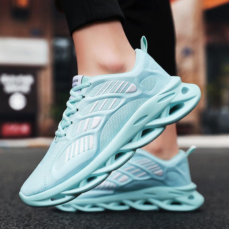 Coconut scarpe da ginnastica in mesh traspirante fly traspirante tessuto scarpe da corsa degli uomini di sport scarpe da tennis casuali scarpe da uomo casuale