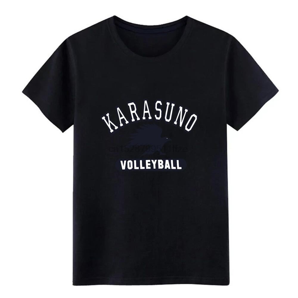 Haikyuu Haikyuu Karasuno Volley Club T shirt Crea luce solare manica corta S-XXXL Famiglia New Style Primavera Autunno Normale Camicia