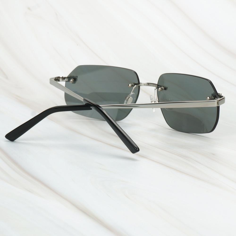 Luxury Vintage Leopard Uomini Donne Shades Occhiali da sole all'aperto Carter dello specchio del progettista degli occhiali da sole per la decorazione Ch01
