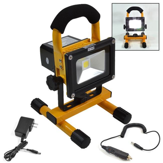 Cgjxs Edison2011 Su geçirmez IP65 Projektör 20w 30w Led Taşkın Işık Portatif Spot Şarj Edilebilir Açık Led Çalışma Acil Işık Ücretsiz S