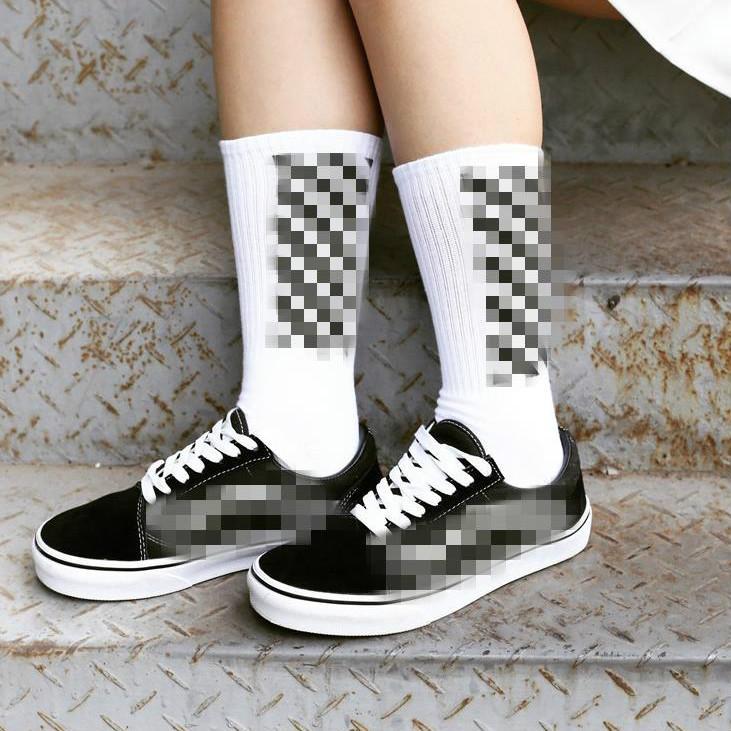 erkek kadın tasarımcı çorap çizgili spor kaykay çorap çorap çiftler erkekler ve kadınlar pamuk gelgit netherstock çorap çorap