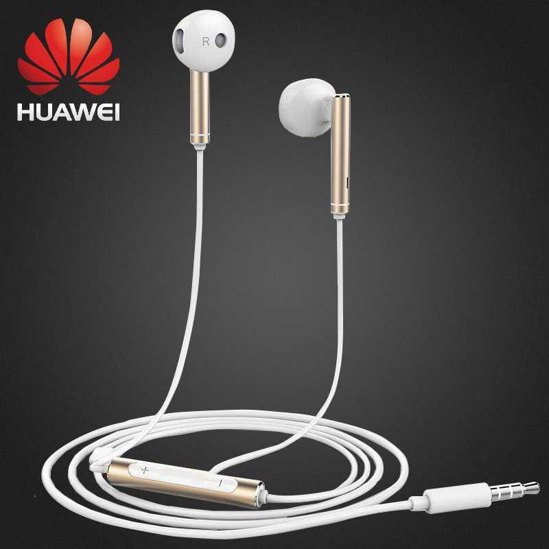 HUAWEI AM116 Original With Control Microphone Speaker Headset 1.2m Length Wired Support Android for HUAWEI VIVO