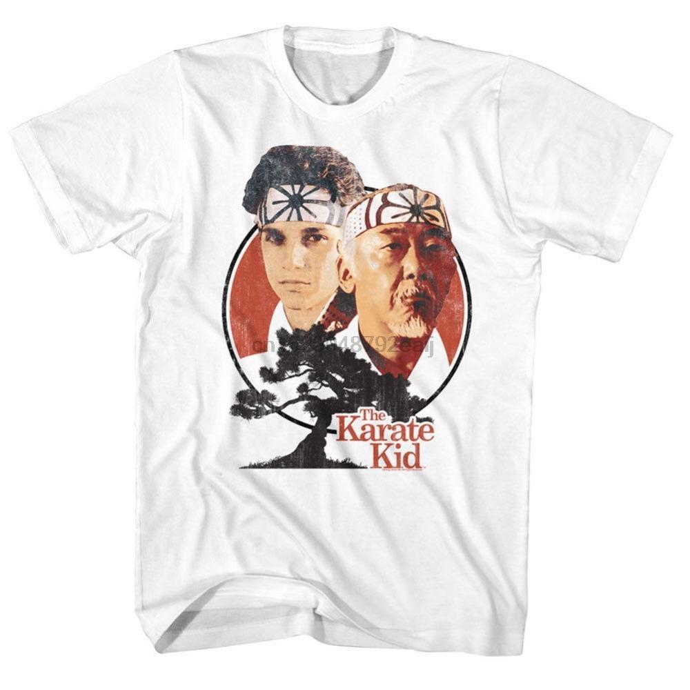 Brand New 2020 Summer Mens Karate Kid court OFFICIEL Bonsai Affiche du film MenT-shirt mignon T-shirts