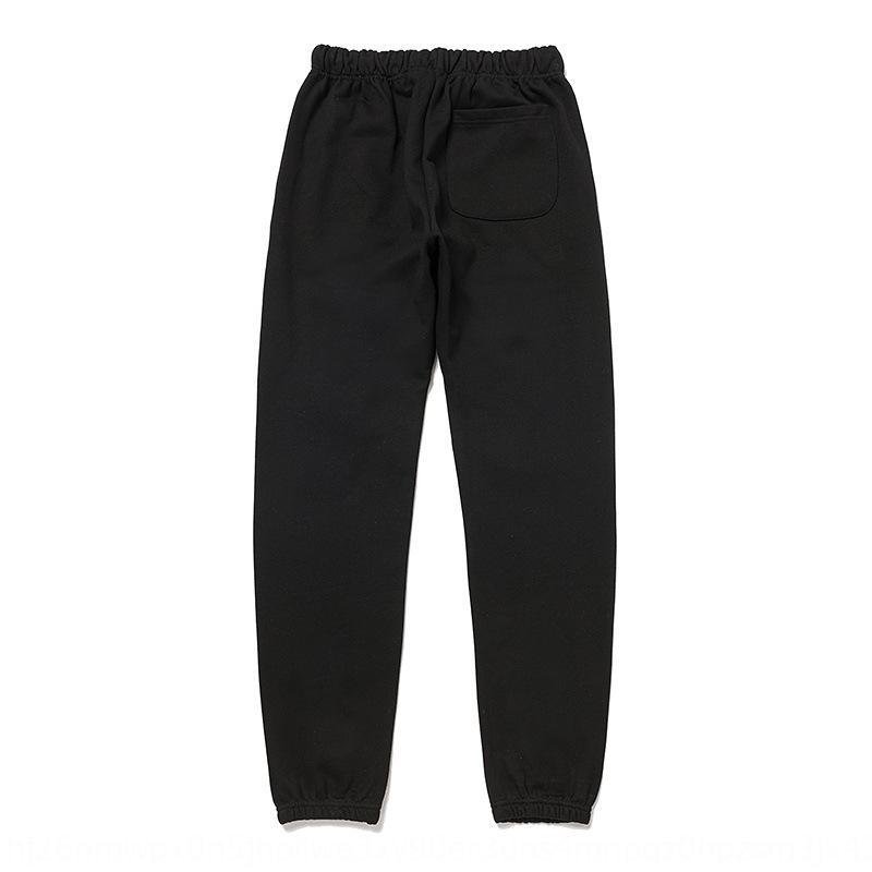 fhcpn Tide California pantaloni linea sportiva Via ESSENTIALS doppio marchio NEBBIA limitato timore di Dio pantaloni sport ad alto sLS9D