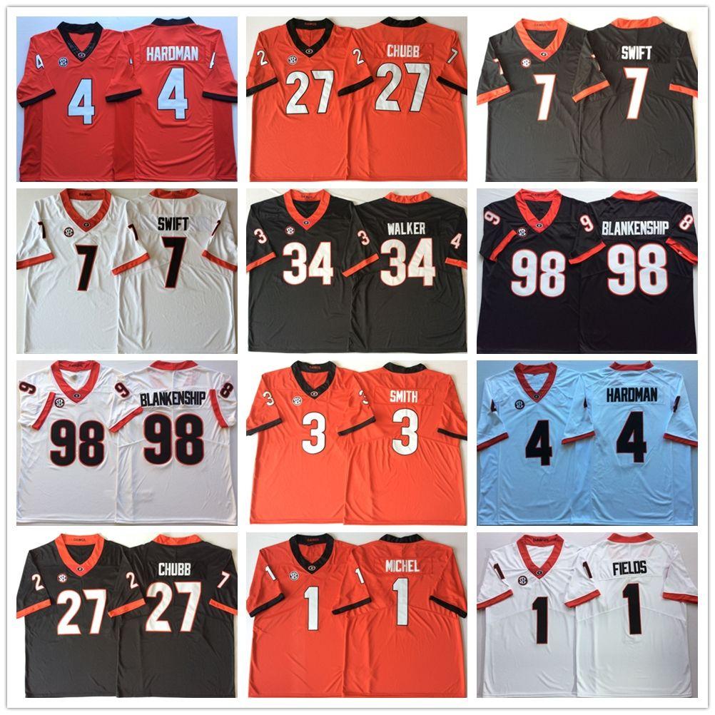 georgia bulldogs jersey 27
