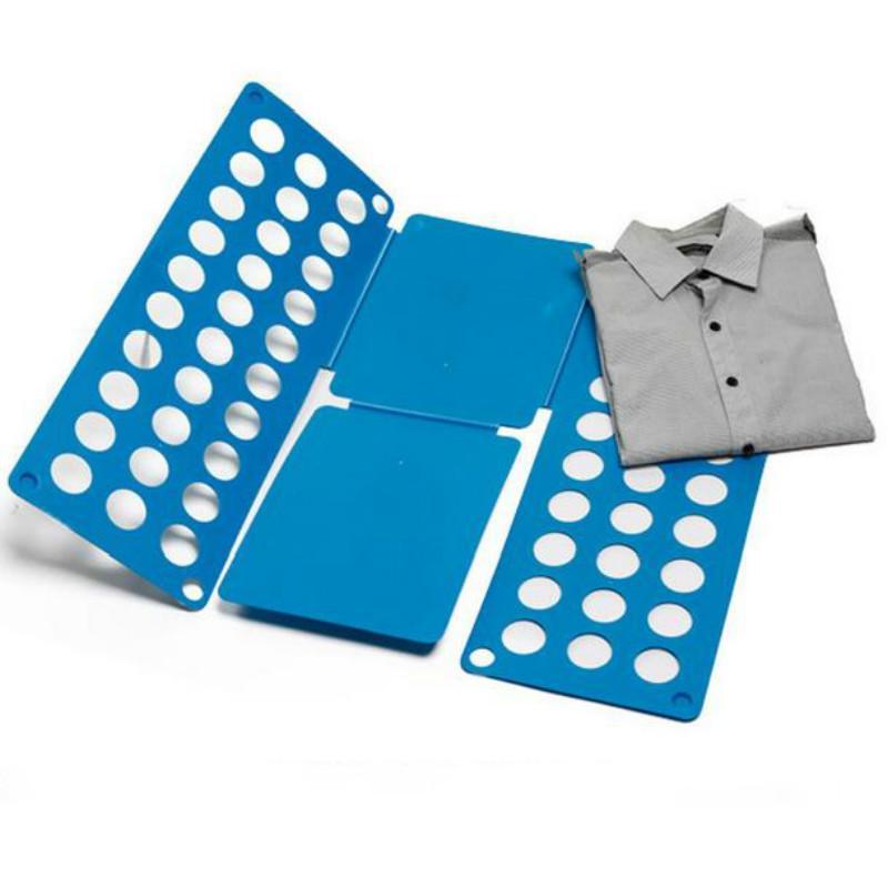 Cabides Racks T-shirt T-shirt Polo Fold Tabuleiro Dobrável para Crianças Tamanho Pequeno Lavanderia Roupas Fast Speed Roupas