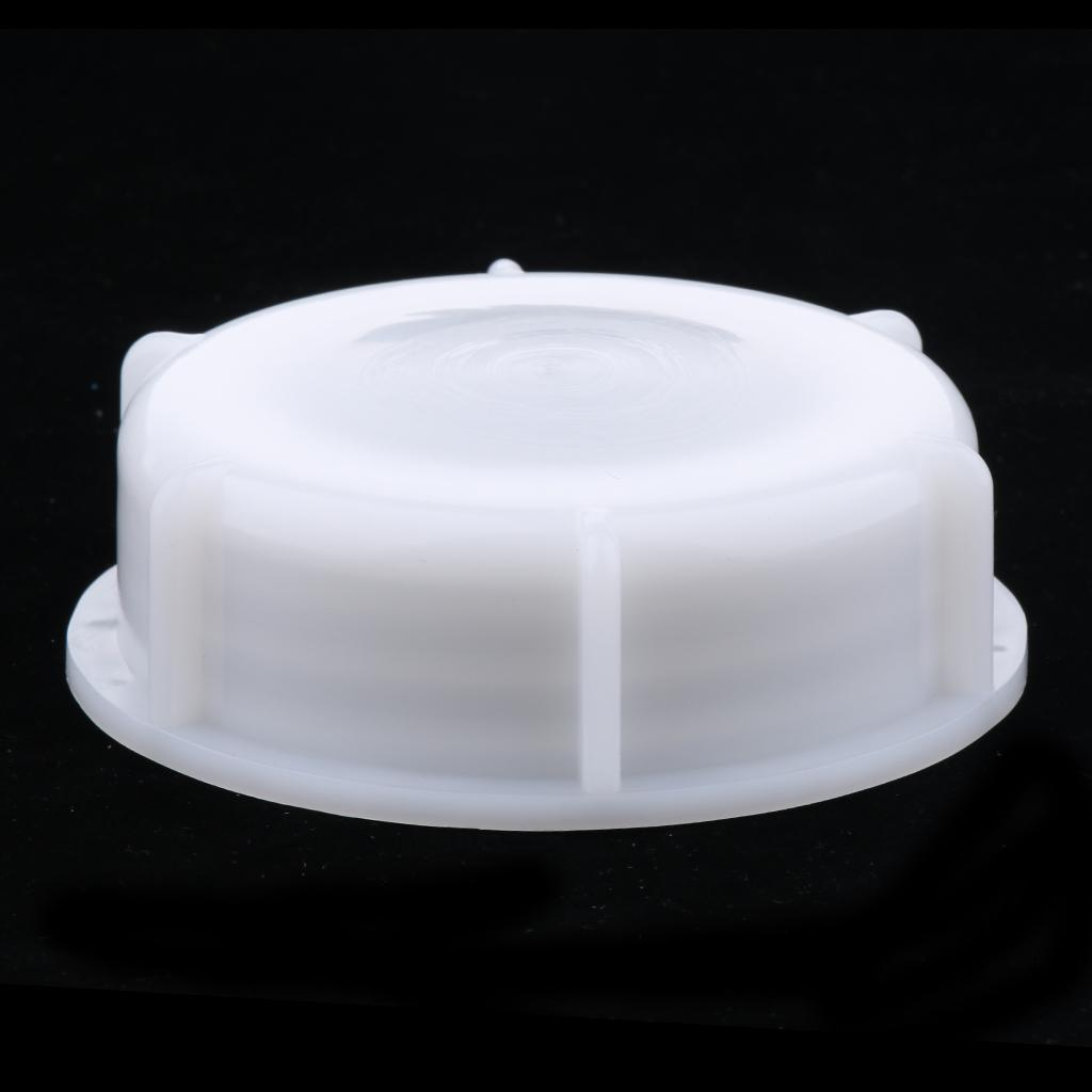 IBC Tankı Kapak, Su Sıvı Depolama, Plastik, White için Kapak Cap takılması IBC Bez