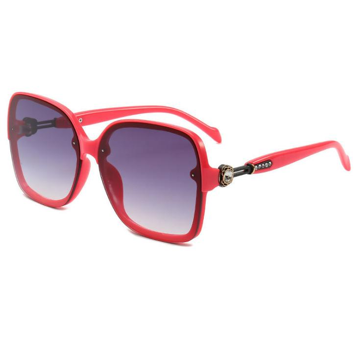 2020 Tasarımcı Moda Kadınlar Güneş Kaliteli Plastik Malzeme Lensler 2780 UV400 Koruma Gözlük
