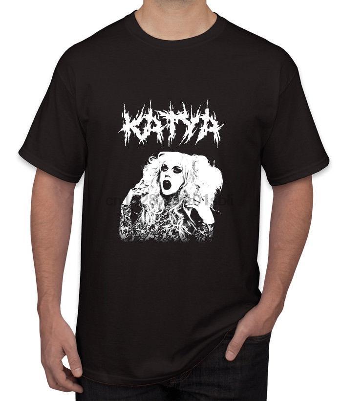 Katya Zamolodchikova Vêtements pour hommes T-shirts T-shirts