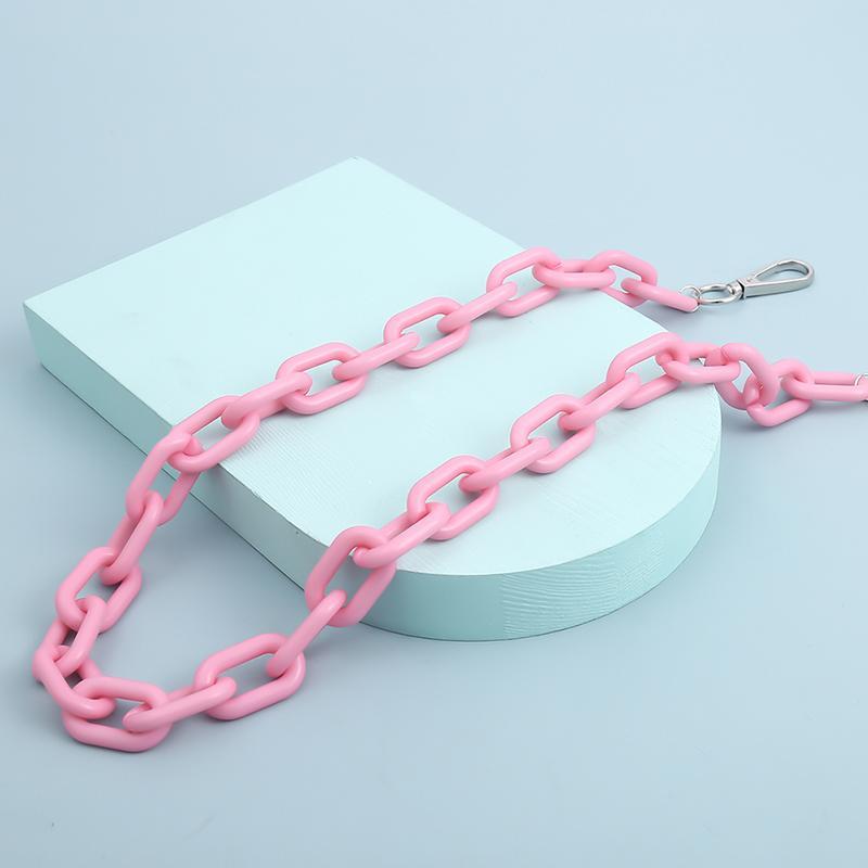 Урожай Контраст цвета конфеты Прохладный девушки цепи талии штаны цепи HipHop себе приятный подарок ювелирные изделия