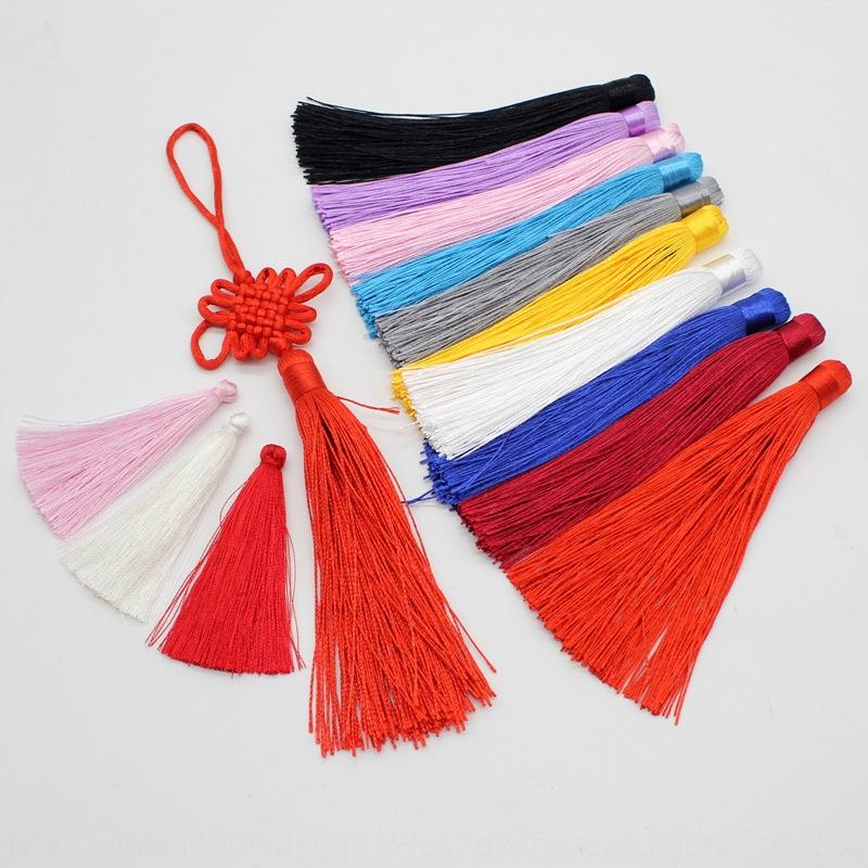 d9VJu adornos diy hechos a mano la ropa china antigua Han tocado Xiuhe novia de bricolaje colgante ventilador accesorios accesorios borla colgante mater