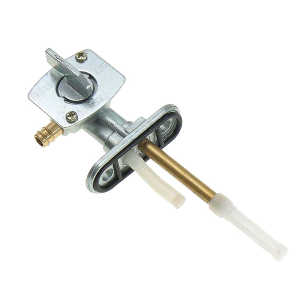Мотоцикл топливного газа спускной кран Tap клапан Переключатель насос для YAMAHA / YFM50 / YFM80 / Banshee350 / YFZ350