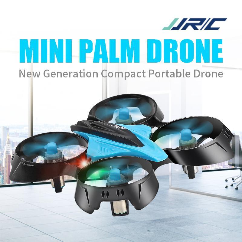 JJRC H83 Infrarot Fernbedienung Mini Palm Drohne Spielzeug, 360 ° Flip, Kopfloser Modus, One-Key Return Quadcopter, Weihnachtskindergeburtstagsgeschenk, 2-1