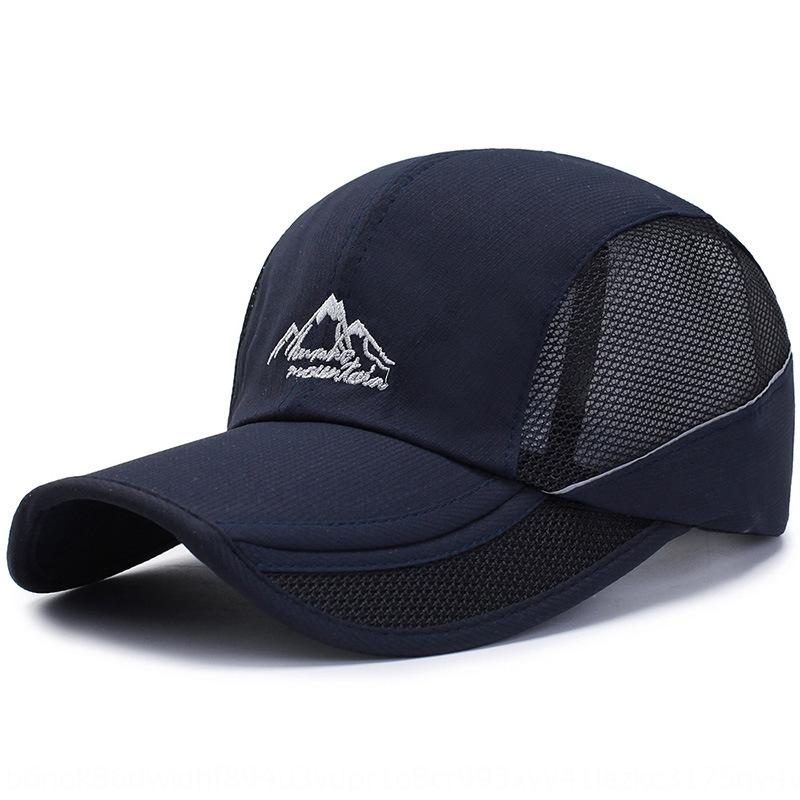 mIGbl Summer casual pointed sunshade baseball sun mesh hat fashionable peaked cap sun-proof baseball cap unisex sunshade hat