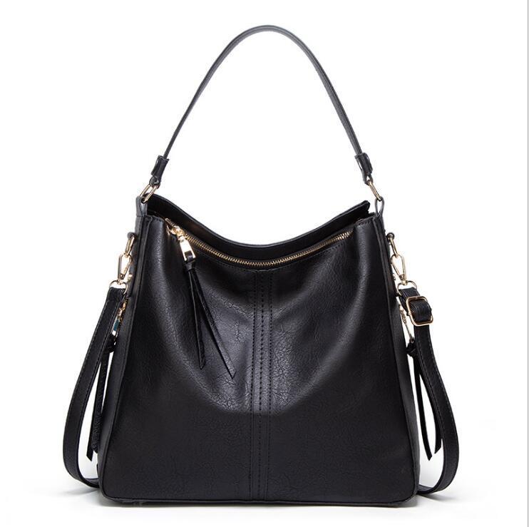 Mode Hohe Qualität Tote Handtasche Einzelner Schulter Messenger Bag Crossbody Taschen Einkaufen Eimer Taschen
