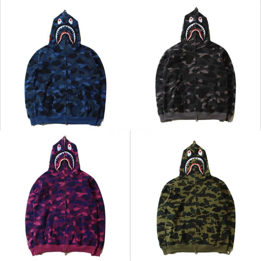 Marca New Designers Carta de impressão Correndo 2020 estabelece camisola Treino Suits Mens Casacos Casacos com capuz Casual # 625