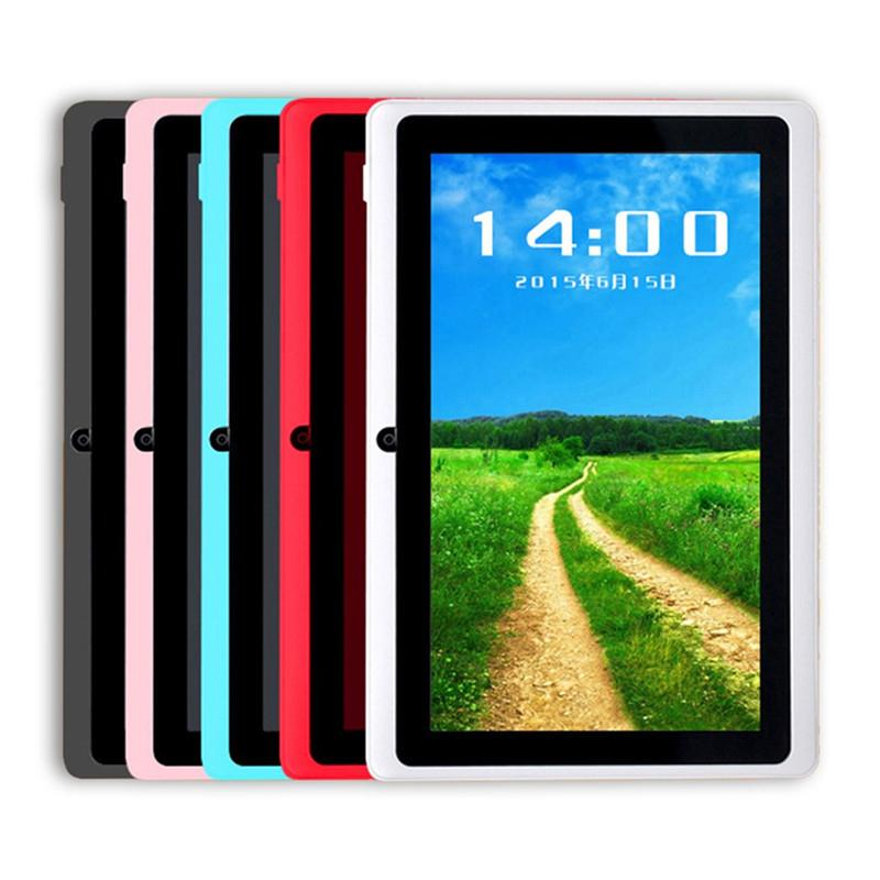 Q88 7 인치 안드로이드 키보드 케이스 PC ALLwinner A33 QUADE 코어 듀얼 카메라 8기가바이트 512메가바이트 용량 저렴한 태블릿 4.4 태블릿