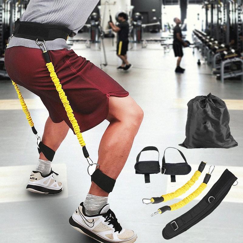 Força faixa da resistência salto vertical instrutor velocidade agilidade treinamento de perna casa ginásio exercícios de força Resistência Formação Banda p3fx #