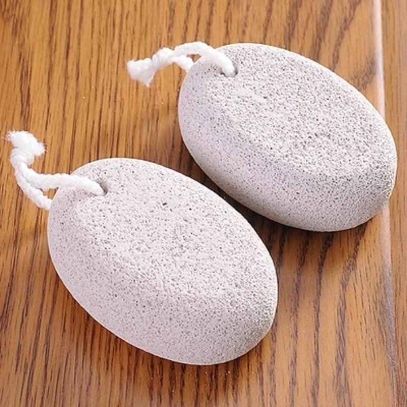 Terre Lava Lava originale pierre ponce pour pied Callus Remover Pédicure Outils SPA Pied Pierre ponce Soins de la peau WB2643